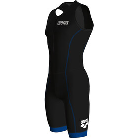 arena Tri Suit ST 2.0 Front Zip Swimsuit Men black/royal